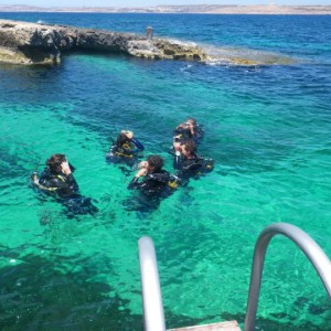 Malta Open water course