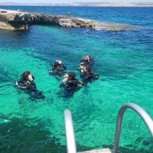 Malta Open water course