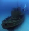 wreck diving in Malta