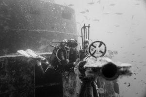 underwater aim