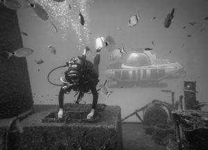 underwater psi-fi