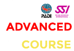 Advance Open Water Course PADI&SSI peke