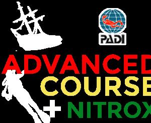Advance Open Water + NITRIX PADI peke